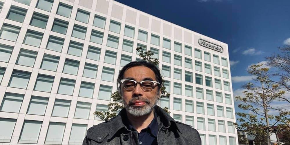 nintendo artist Takaya Imamura