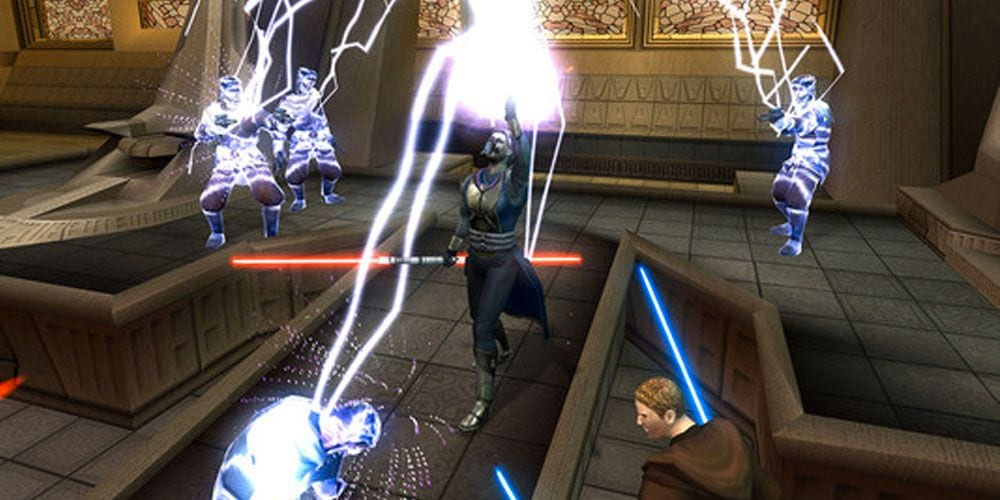 knights of the old republic 3 rumors