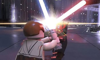 LEGO Star Wars Leak Shows Details from The Skywalker Saga Game