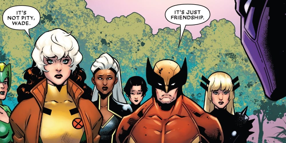 Deadpool Ending, Skottie Young, Marvel Comics, Kelly Thompson, Gerry Duggan, Avengers, X-Men, Krakoa, Benjamin Percy, X-Force