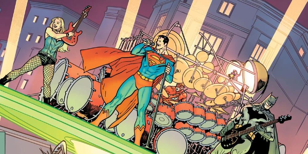 Road to DC Future State, Batman Who Laughs, Wonder Woman, Darkest Knight, Dark Nights: Death Metal #7, Scott Snyder, Greg Capullo