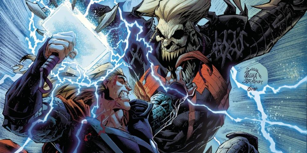 SWORD, The Union, Donny Cates, Al Ewing, Planet of the Symbiotes, Gwenom vs Carnage, Thunderbolts, Kingpin, Marvel Comics, Frank Tieri