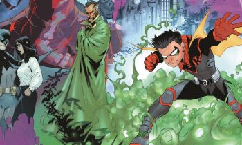 Damian Wayne Robin Ongoing Series Coming This April