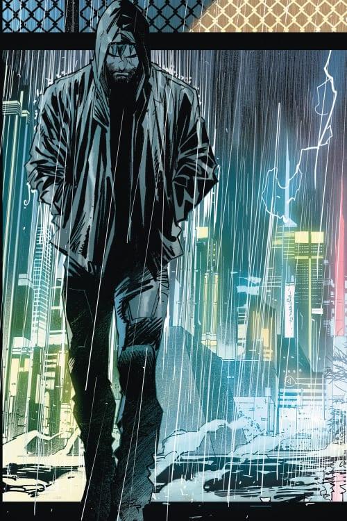 Gotham Future State Week Two, Dark Detective, Grifter, Batman, Robin, Tim Drake, Jason Todd, Nightwing, Teen Titans, Robin Eternal, Batgirl, Spoiler, Magistrate, Cyborg, Beastboy