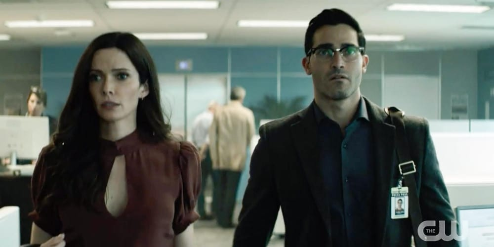 Superman and Lois official trailer lost jobs.