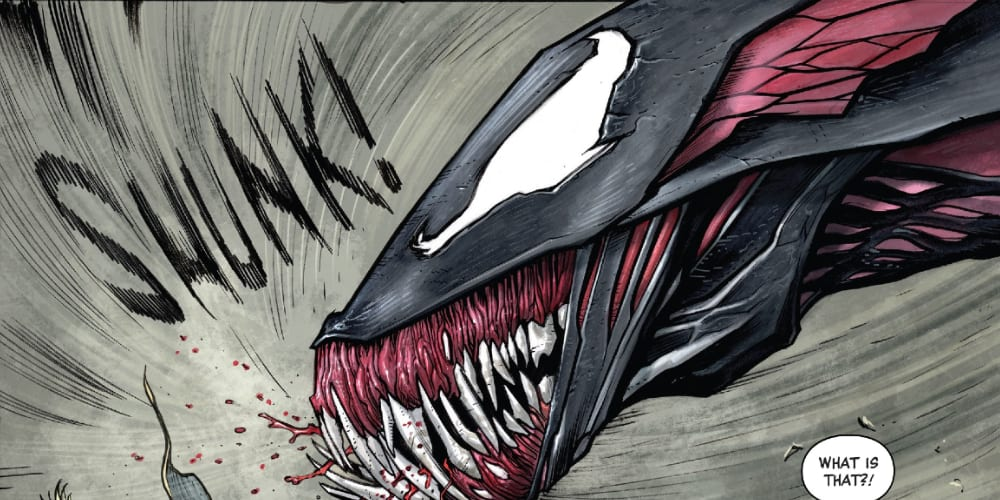 King in Black Week Seven, SWORD, The Union, Donny Cates, Al Ewing, Planet of the Symbiotes, Gwenom vs Carnage, Thunderbolts, Kingpin, Marvel Comics, Frank Tieri