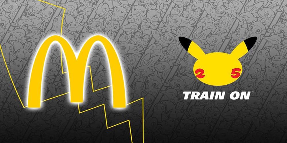 McDonald's Pokemon Happy Meal