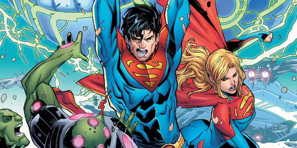 DC Future State Week Five, Wonder Woman, Superman of Metropolis, The Flash, Swamp Thing, Brandon Easton, Sean Lewis, Joelle Jones, Jon Kent, Kara Jor-El, Superwoman