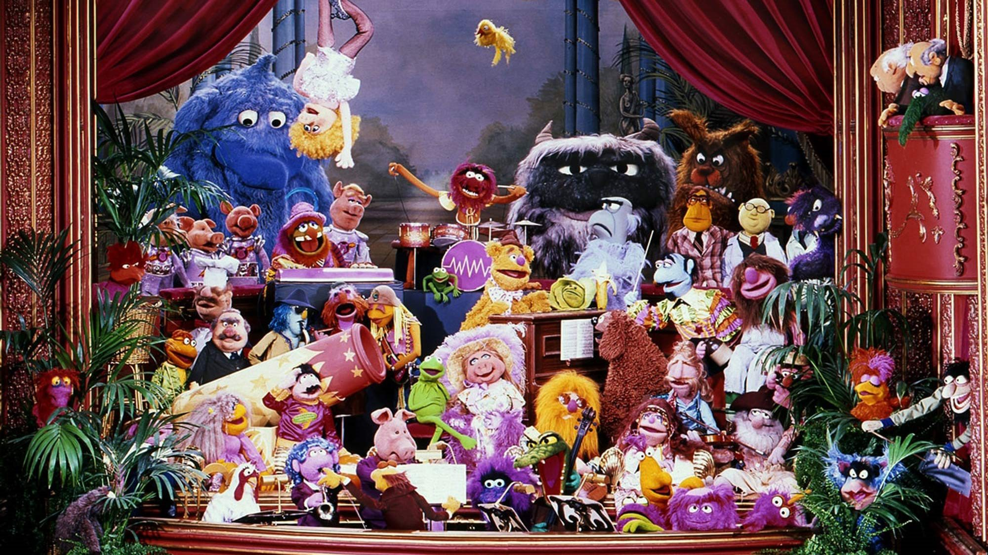 The Muppet Show Disney+ The Whole Gang