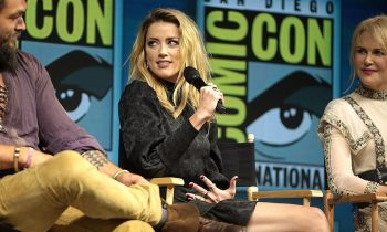 Rumor That Amber Heard Fired From Aquaman Sequel Probably Untrue
