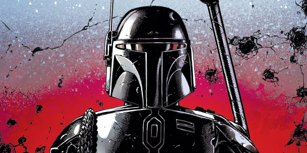 Boba Fett Comic Series, Marvel Comics, Mandalorian, Star Wars, Disney, Disney+, Bounty Hunters, George Lucas