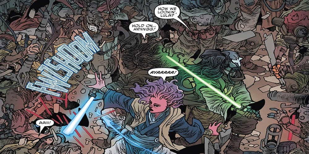 Star Wars: The High Republic Adventures #2 Review